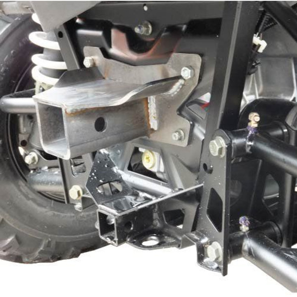 """Polaris RZR 570 / ACE 2"""" Rear Receiver By KFI Products"""