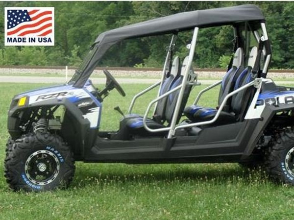 Polaris RZR 4 800 / XP 900 Summer Cab with Lexan Windshield by GCL