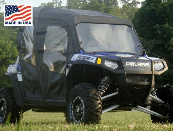 Polaris RZR 4 800 / XP 900 Full Cab Enclosure by GCL