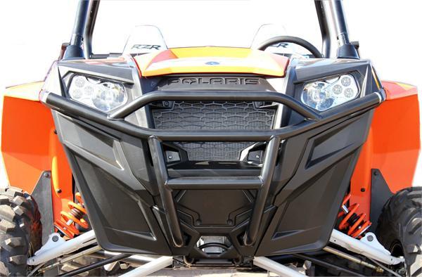 Polaris RZR 570 / 800 / XP 900 RacePace Front Bash Bumper by DragonFire