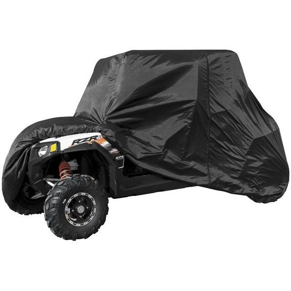 Polaris RZR 4 Seater Black Cover by QuadBoss