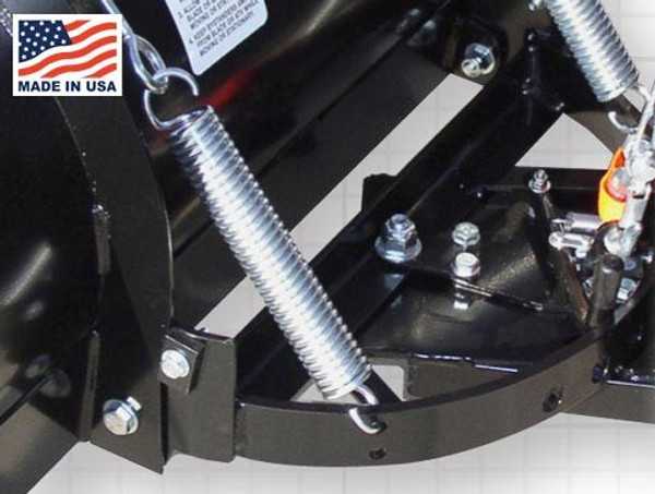 Polaris RZR 570 / 800 Complete Plow System by Eagle Plow