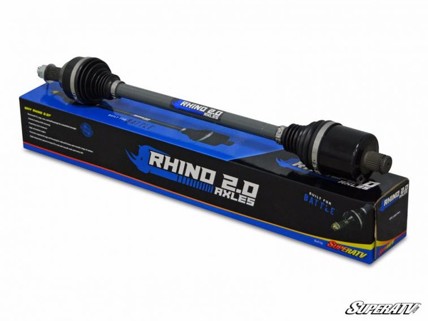 Polaris RZR 570 / 800 Heavy Duty Front Axle | Rhino Axles 2.0