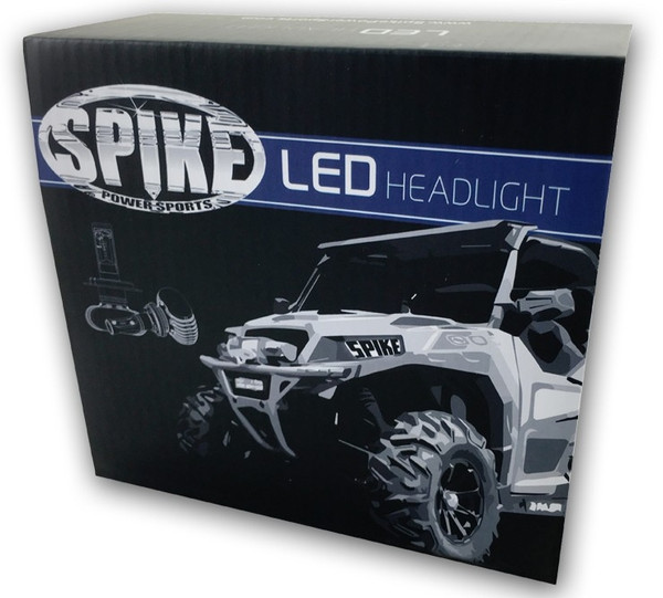 Polaris LED Replacement Bulb Kit with Filters by S-Powersports