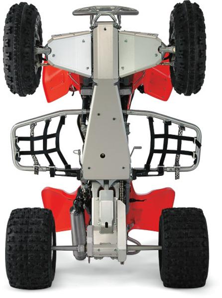 Polaris RZR Aluminum Front A-Arm Guards by Moose 0430-0795
