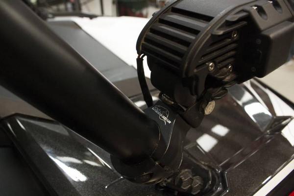"Polaris RZR 3W 2x2 A-Pillar Light Kit (1.75"" Clamps)"
