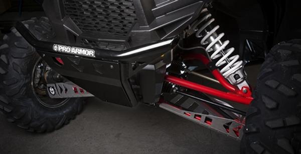 Polaris RZR 4 XP 1000 Racing Front Bumper (Aluminum) by Pro Armor