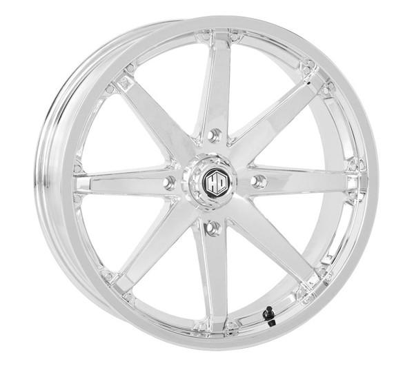 Polaris RZR 20x7 Chrome HD10 Wheels by STI Powersports