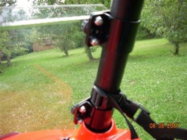 """Polaris RZR 1-3/4"""" Quick Connect Tube Clamp by EMP"""