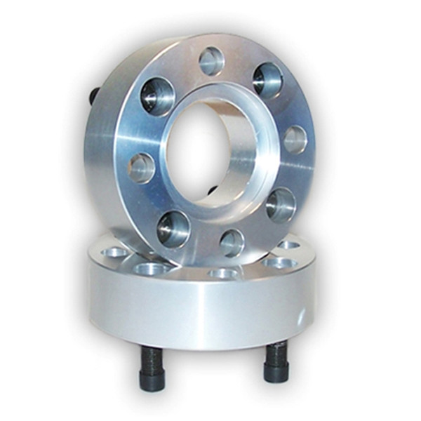 """Polaris RZR Wheel Spacers (One Pair) 2"""" 4/156 12mmx1.5 By High Lifter"""