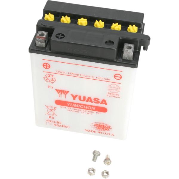 Polaris RZR 570 Batteries By YUASA