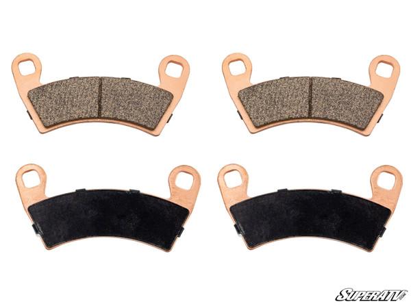 Polaris RZR 570 / 800 / 900 / XP 1000 / XP Turbo Replacement Brake Pads