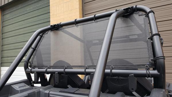 Polaris RZR 2 & 4 Door Wind Jammer by MotoRoof