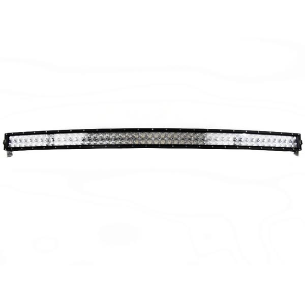 Polaris RZR 50 Inch ECO-Light Series Curved Double Row LED Light Bar by Race Sport Lighting