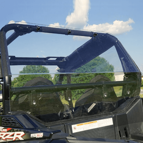 2014-2019 Polaris RZR XP 4 1000/XP 4 Turbo Hard Rear Windshield by Over Armour Offroad