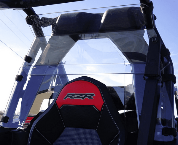 2018-19 Polaris RZR RS1 Rear Window by Over Armour Offroad