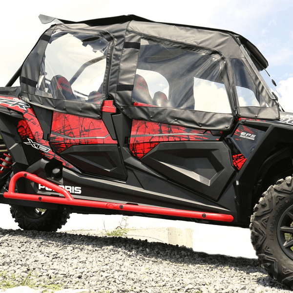 2014-19 Polaris RZR XP 4 1000/XP 4 Turbo Soft Upper Doors by Over Armour Offroad