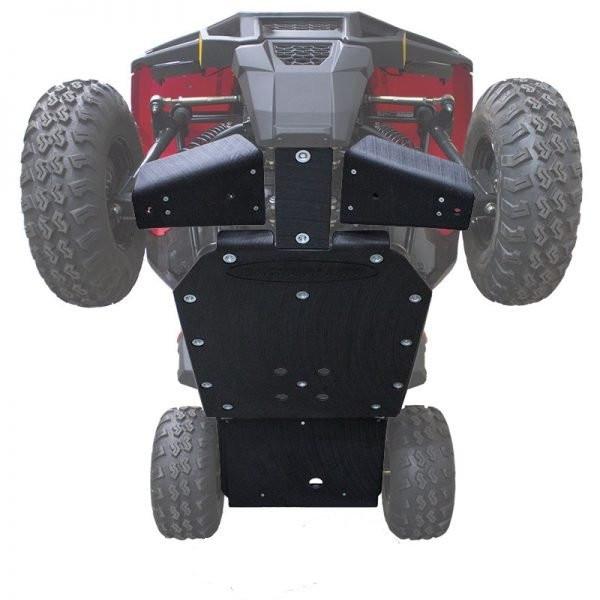 Polaris ACE 150 UHMW Ultimate Armor Kit By Factory UTV