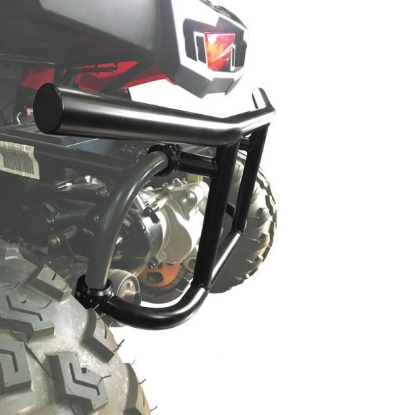 Polaris ACE 150 Custom Steel Rear Bumper By Factory UTV