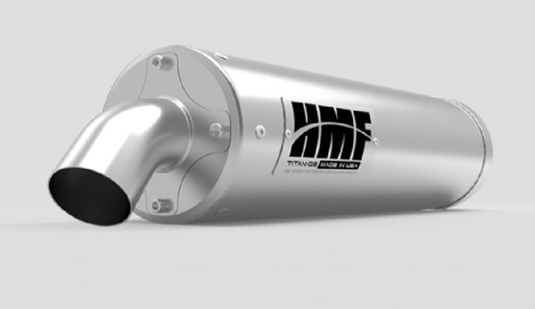 Polaris ACE 570 Slip On Exhaust Systems by HMF