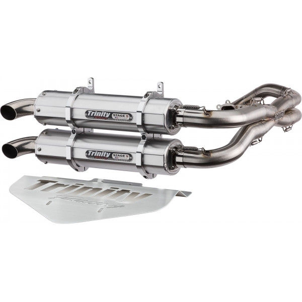Polaries ACE Dual System Brushed By Trinity Racing