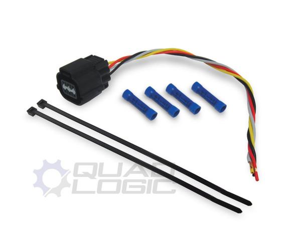 Polaris RZR 570 Idle Air Control Valve Repair Pigtail Harness Kit by Quad Logic