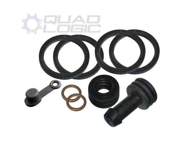 Polaris RZR 570 Front Brake Caliper Rebuild Kit by Quad Logic