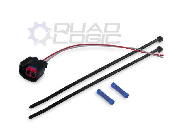 Polaris RZR 570 Fuel Injector Pigtail Harness Repair Kit by Quad Logic