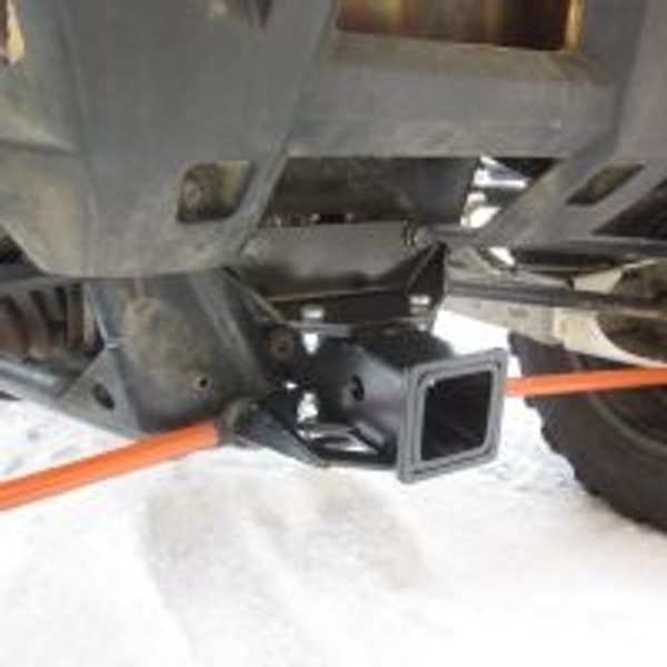 Polaris RZR 1000 XP and Turbo 2″ Receiver Tow Hitch by Quad Logic
