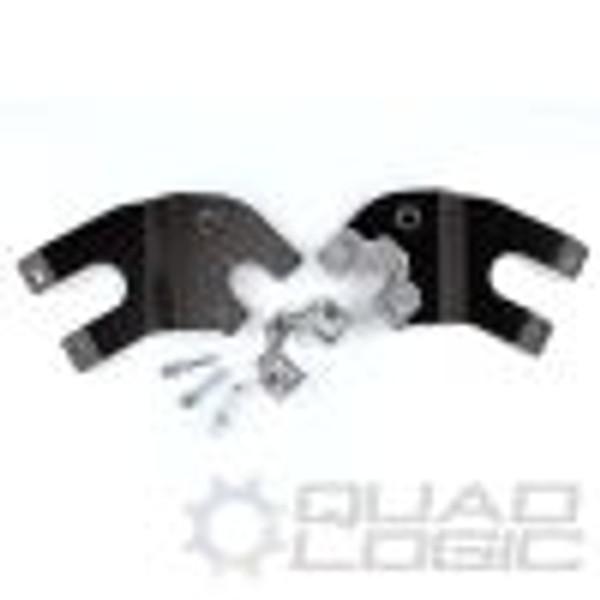 Polaris RZR 1000 XP Heavy Duty Swaybar Mounts & Billet Brackets by Quad Logic