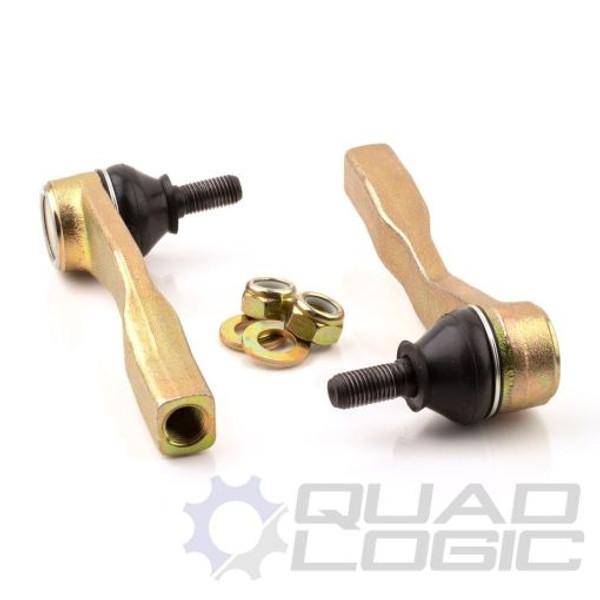 """Polaris RZR 1000 """"S"""" Outer Tie Rod End Kit by Quad Logic"""
