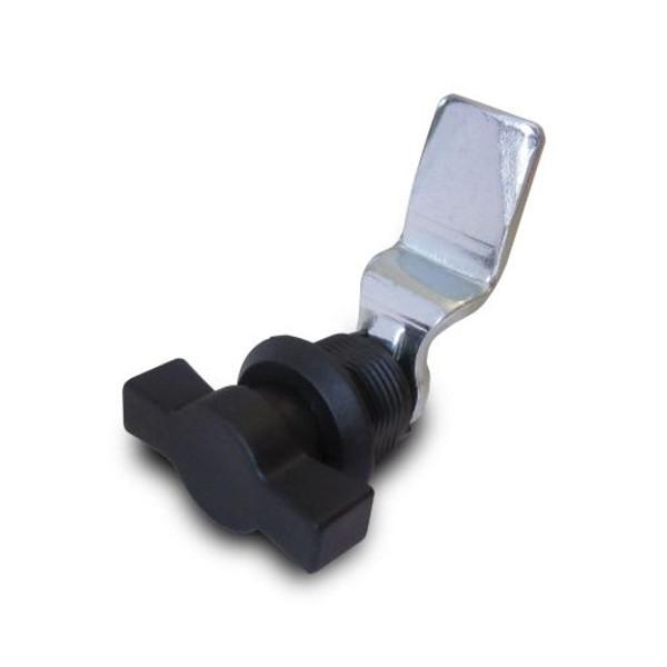 Polaris RZR 1000 Glove Box Latch by Quad Logic