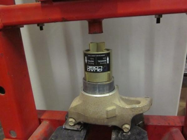 "Polaris RZR 1000 ""S"" Wheel Bearing Install/Removal Press Tool by Quad Logic"