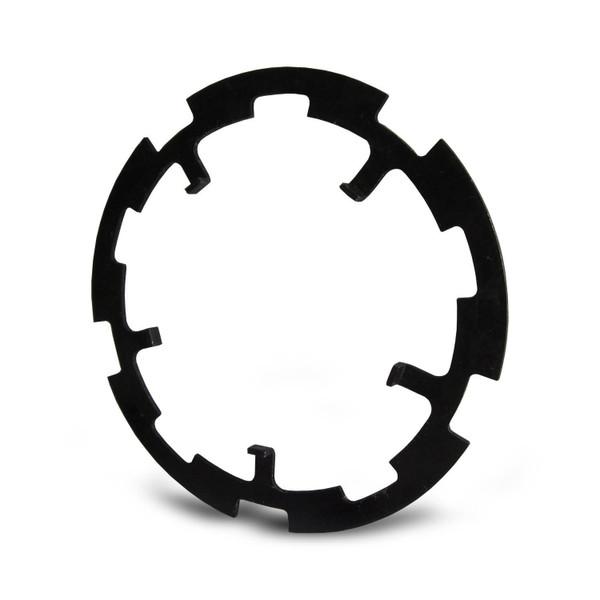 Polaris RZR 1000 Front Differential Armature Plate by Quad Logic