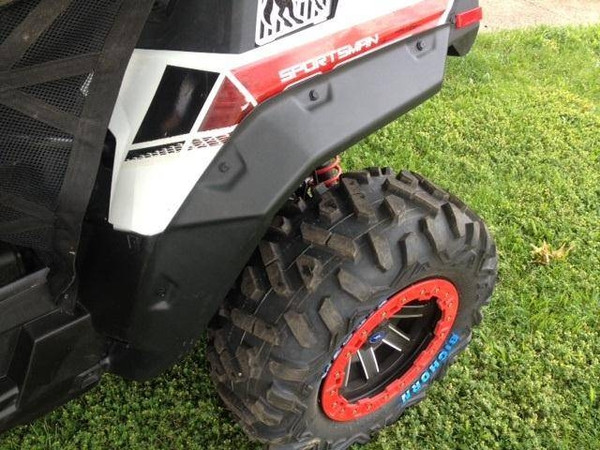 Polaris ACE Fender Extensions/Fender Flares By EMP