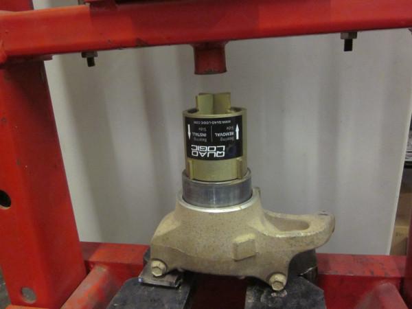 Polaris RZR 1000 Wheel Bearing Install/Removal Press Tool by Quad Logic