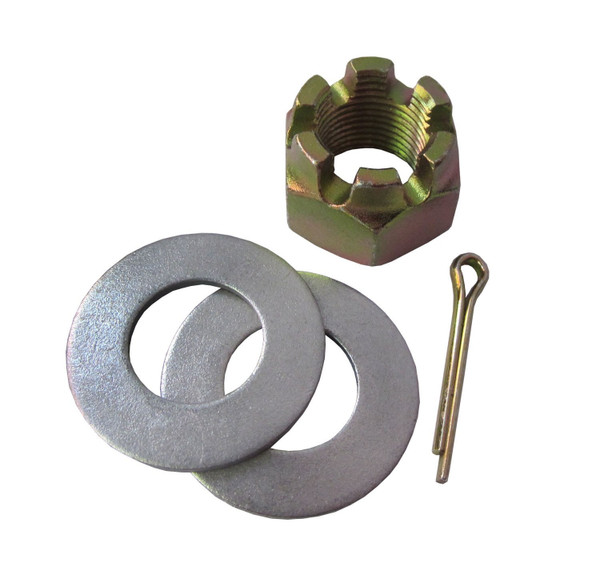 Polaris RZR 1000 Front/Rear Axle Nut and Washer Kit by Quad Logic
