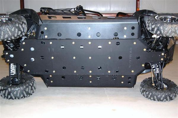 Polaris RZR 4 800 Center Skids by Trail Armor