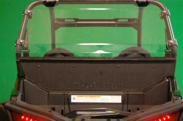 Polaris RZR Rear Window Dust Shield by Trail Armor