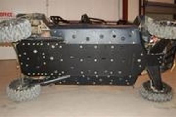 Polaris RZR 4 XP 900 Full Skids with Slider Nerfs by Trail Armor