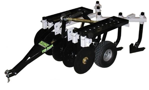 "Polaris RZR 43"" Chisel Plow/Cultivator by Kunz 543"