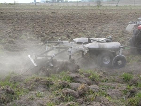 "Polaris RZR 43"" Chisel Plow/Cultivator by Kunzvv"
