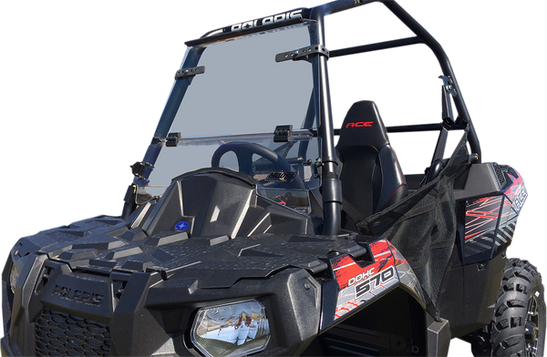 Polaris ACE 570 Foldng Windshield by Moose