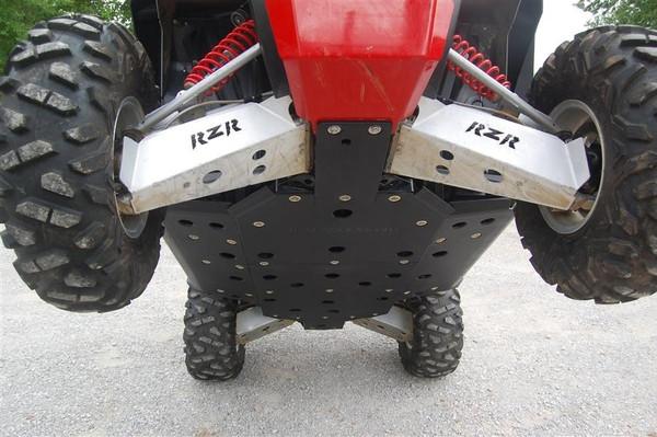 Polaris RZR Slider Nerfs by Trail Armor TA012SKIDNRF-RZR-S-SBK