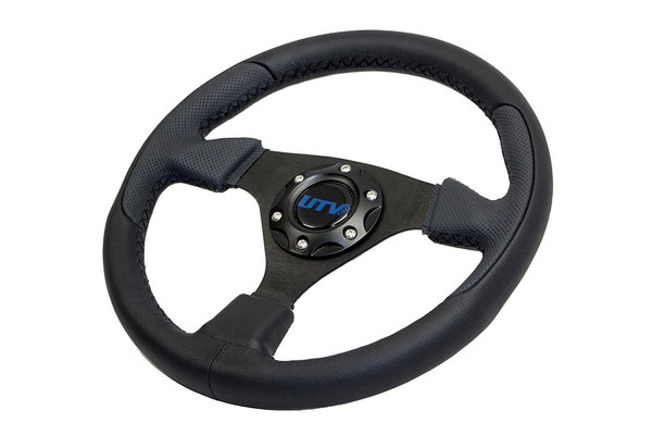 Polaris RZR 170 / RS1 Vinyl 6 Bolt Steering Wheel by UTV Inc.