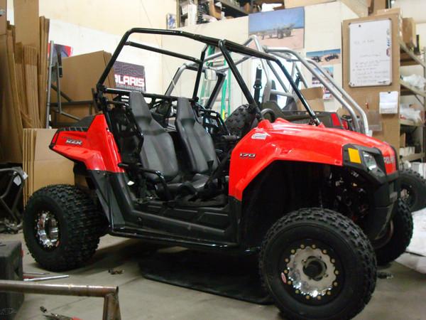 "Polaris RZR 170 2"" Lift Kit"