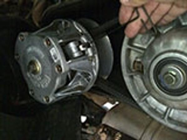 2013+ Polaris RZR 570 Specific Adjustable Flyweights Clutch Kit by Dalton
