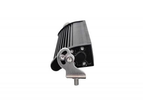 Polaris RZR 13 Inch Led Light Bar Single Row 60 Watt Spot Carbon Series