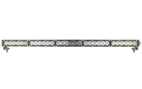 Polaris RZR 31 Inch LED Light Bar Single Row 150 Watt Combo Carbon Series by Quake LED