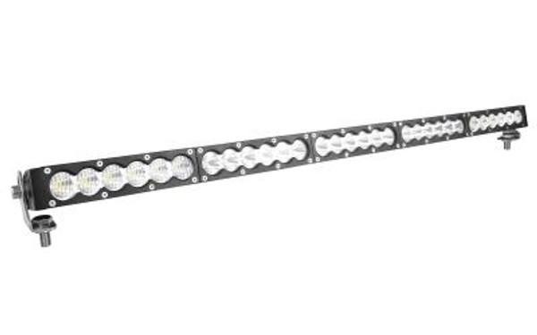 Polaris RZR 31 Inch LED Light Bar Single Row 150 Watt Combo Carbon Series